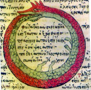Уроборос змея
