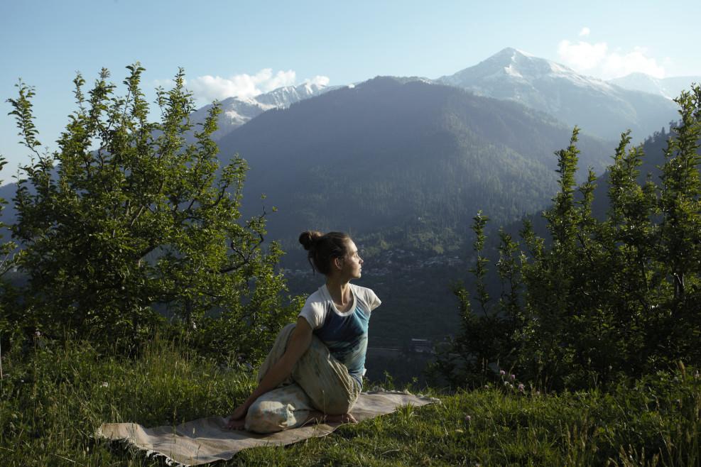 Асана йога