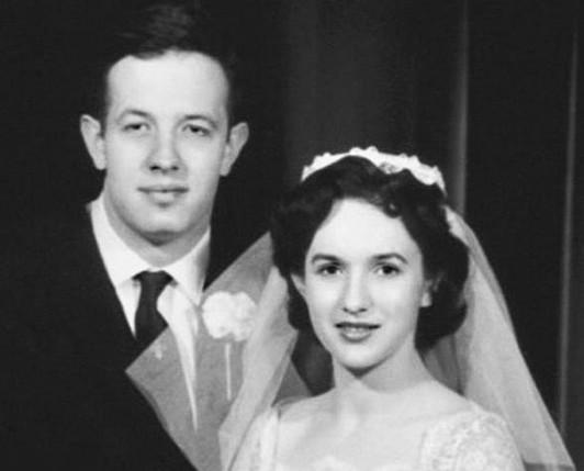 Джон Нэш с женой