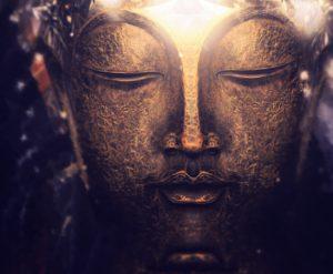 Будда в медитации Санкальпа
