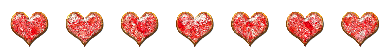 row of hearts copy