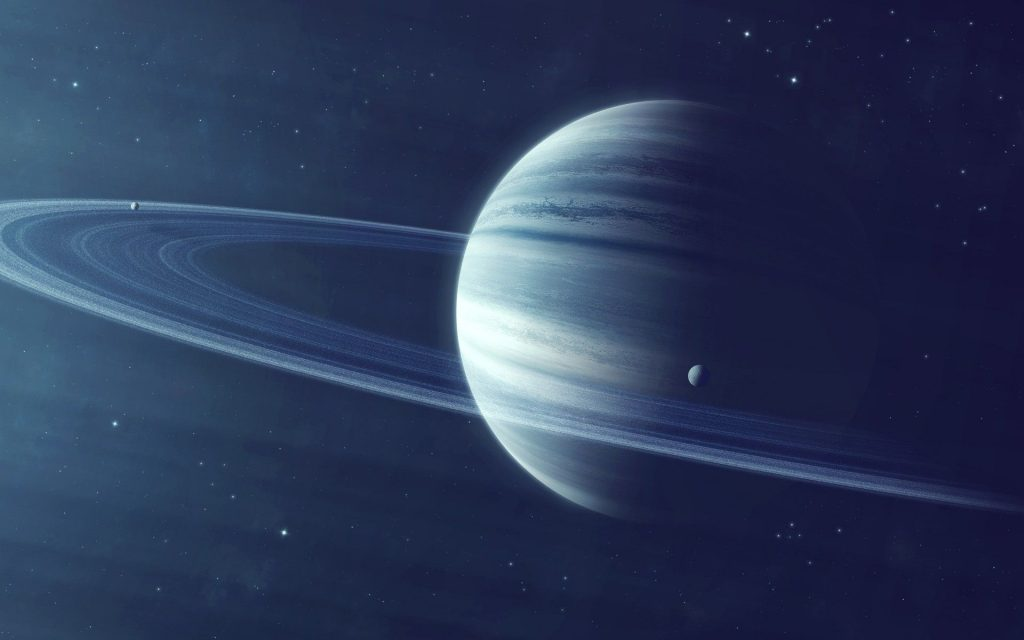 blue planet space wallpaper