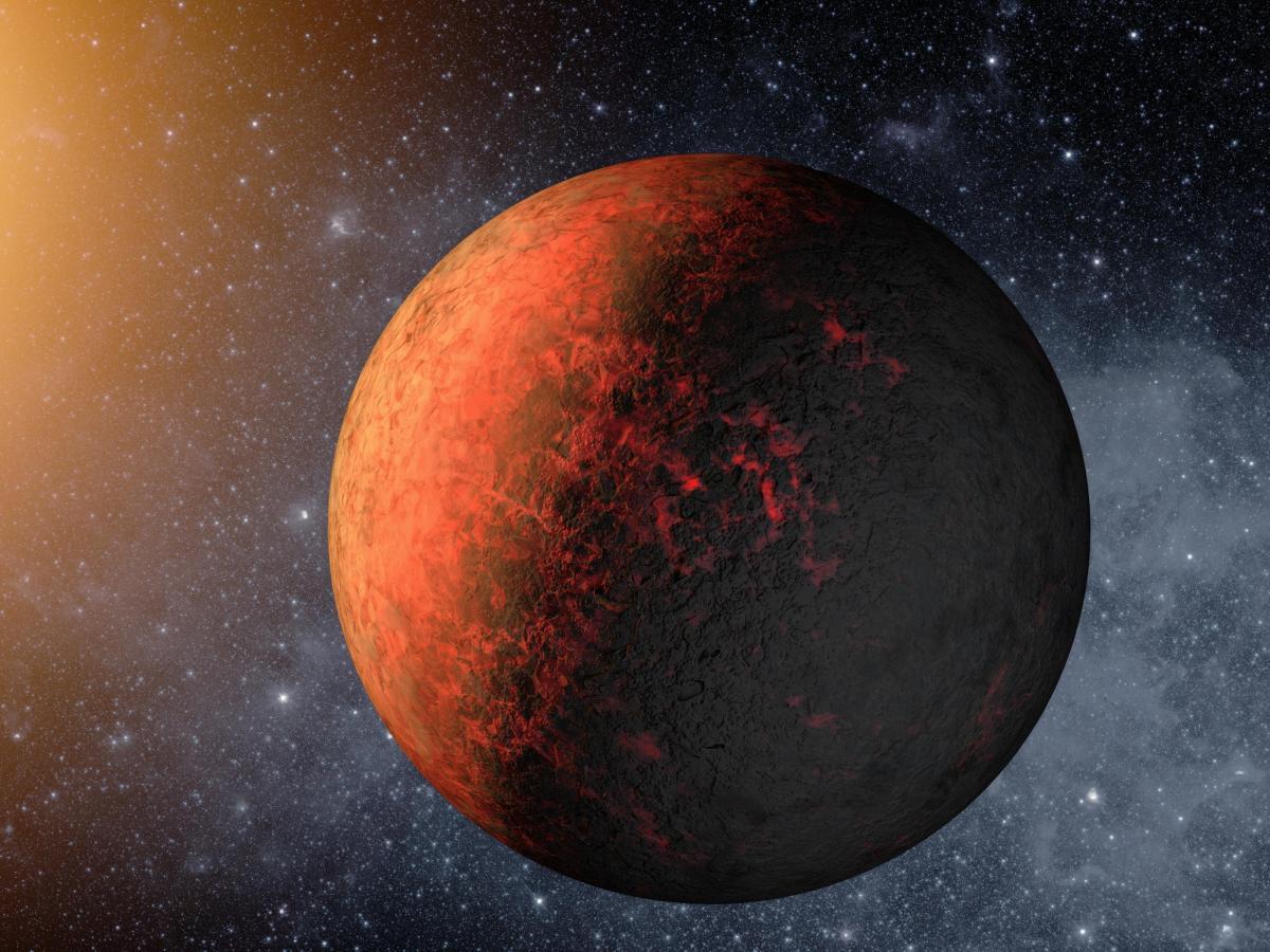 Марс в Раке