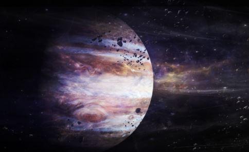 Транзит Юпитера 2017