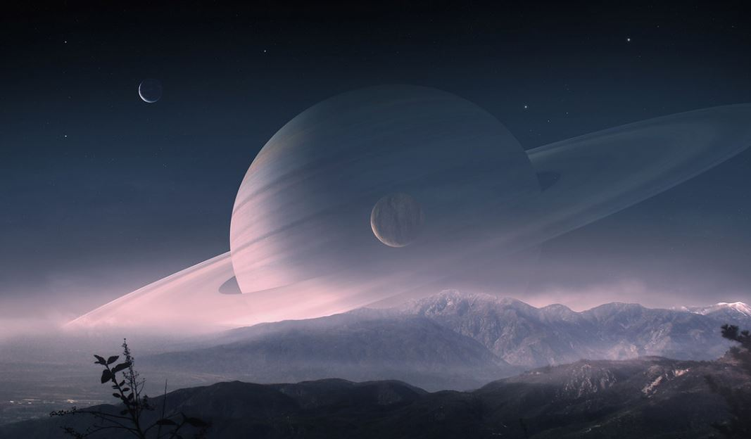 сатурн в 12 доме