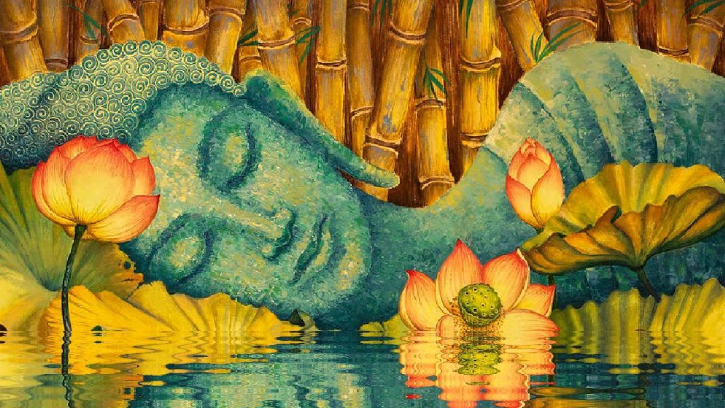 lying-Buddha